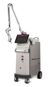 Operační laser Fraxis